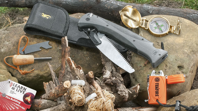 Browning Speed Load Folding Saw