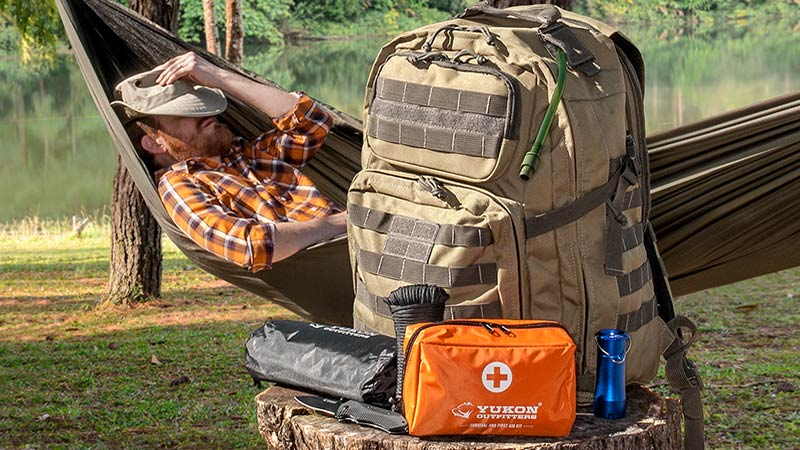 Survival or Everyday Use Backpack