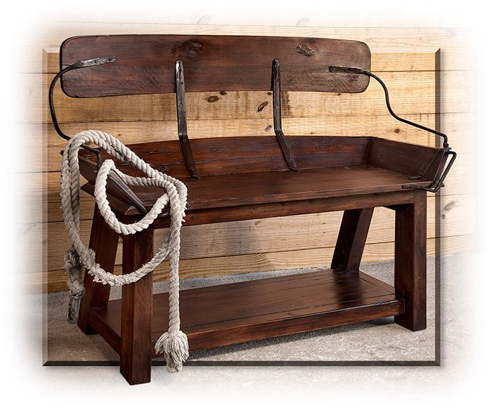 Buckboard Seat Bench | Russell\'s For Men