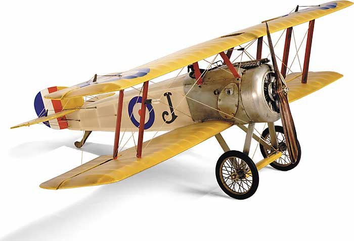 https://russellsformen.com/product/29-1-2-World-War-I-Sopwith-Camel--ASA-AP402