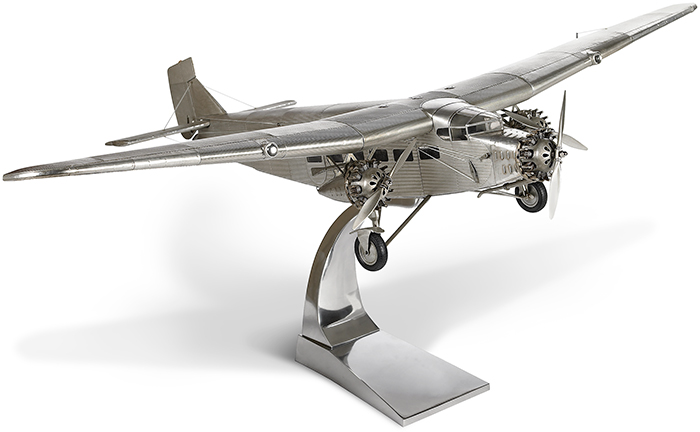 Ford Tri-Motor Airplane