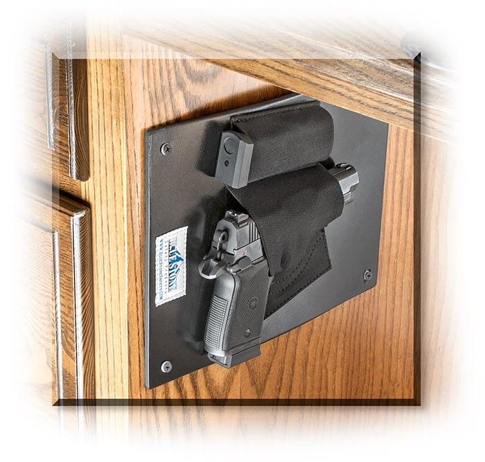 Under Desk Pistol Holster Russell S For Men