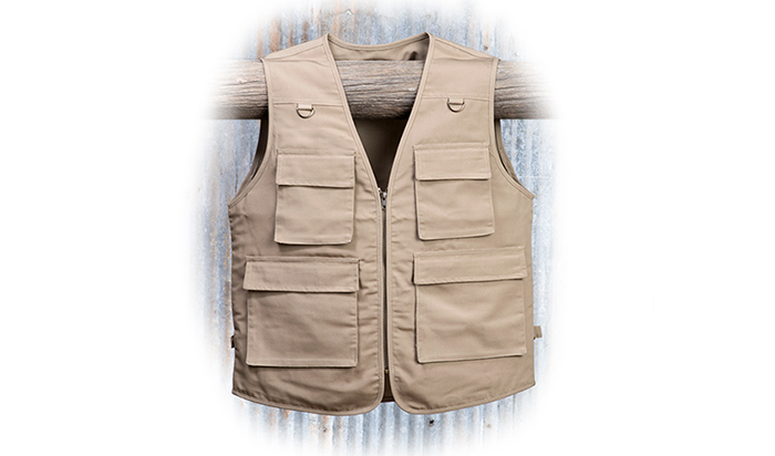 Ultimate Outdoorsman Travel Vest medium