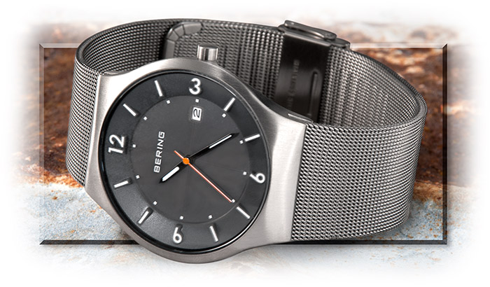 Bering Solar Watch