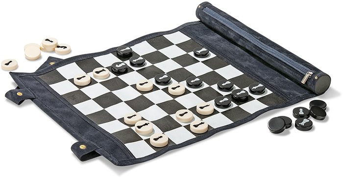 On-The-Go Chess Set