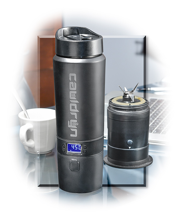 Cauldryn 16 oz. Travel Mug & More