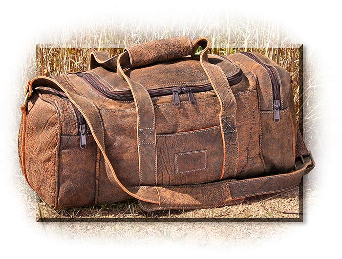 Cape Buffalo Duffel
