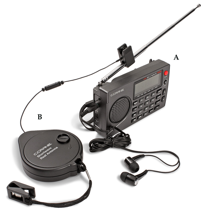 Skywave SSB Radio