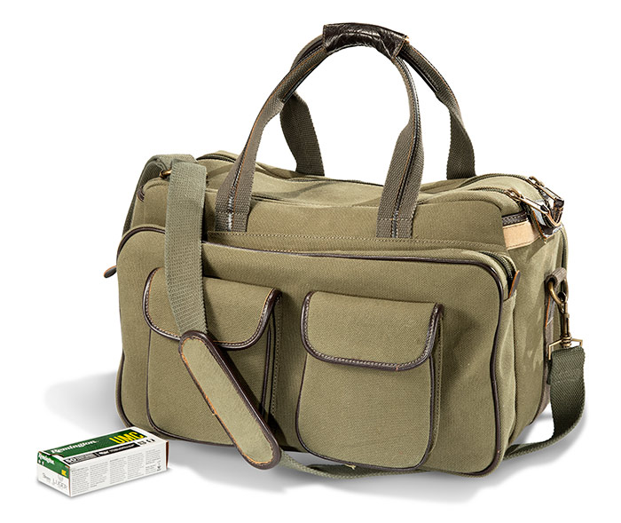 e5f3160cfe54c Canvas Range Bag | Russell's For Men