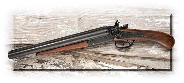 Sawed-Off 1881 Replica Cap Gun