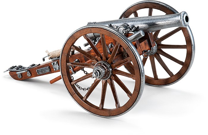 1:12 Scale 12 - Pound Cannon
