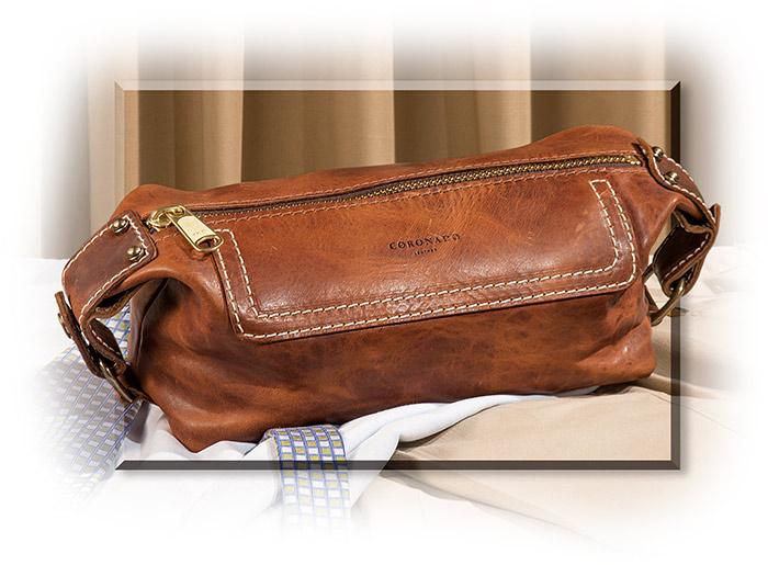 Horween Leather Dopp Kit