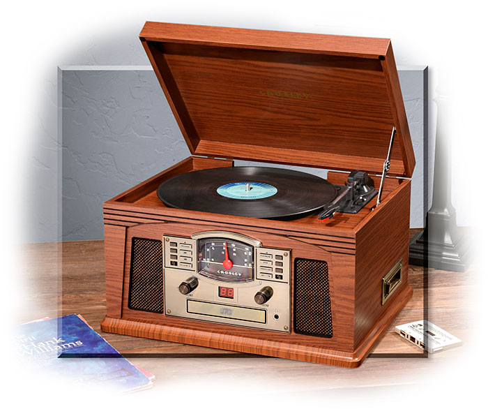 Crosley Entertainment Center
