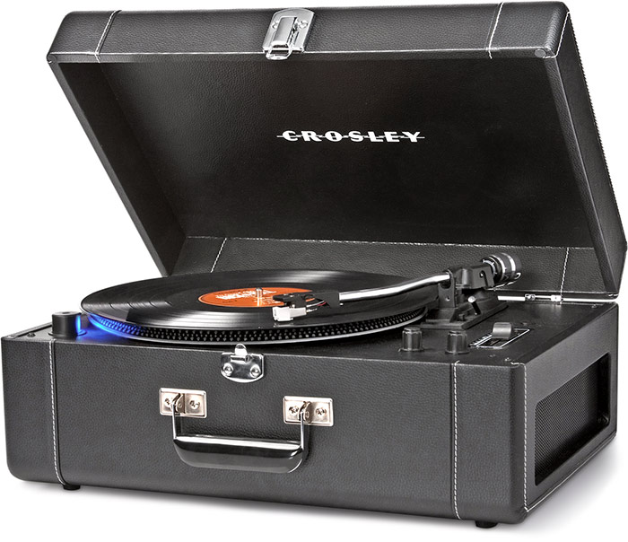 33-1/3 & 45 RPM Turntable