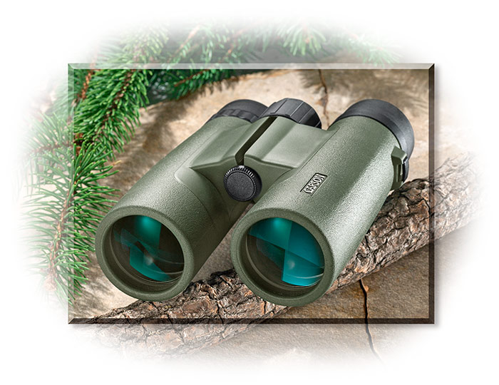 CARSON OPTICAL BINOCULARS- 10X42 MAGNIFICATION- WATERPROOF & FOG PROOF- FIELD OF VIEW 306 FT