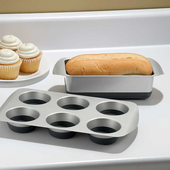 Pop Out Bakeware Loaf Pan