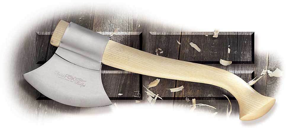 Fox Knives Roman Style Hunters Axe