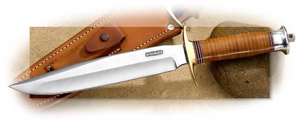 Dozier 1943 Fighter - Left Handed Sheath