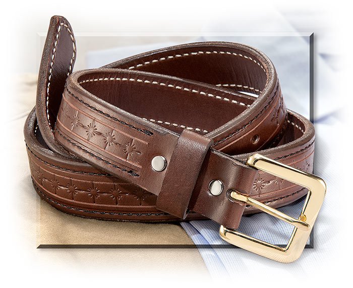 mule brand handmade leather belt s for