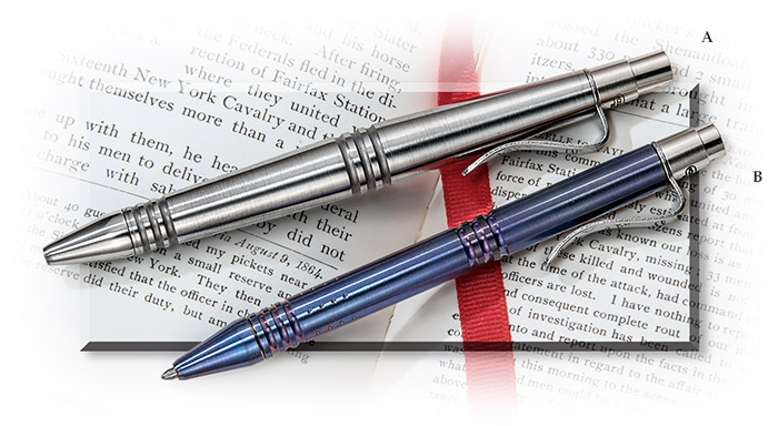 Tactical Pen Stainless