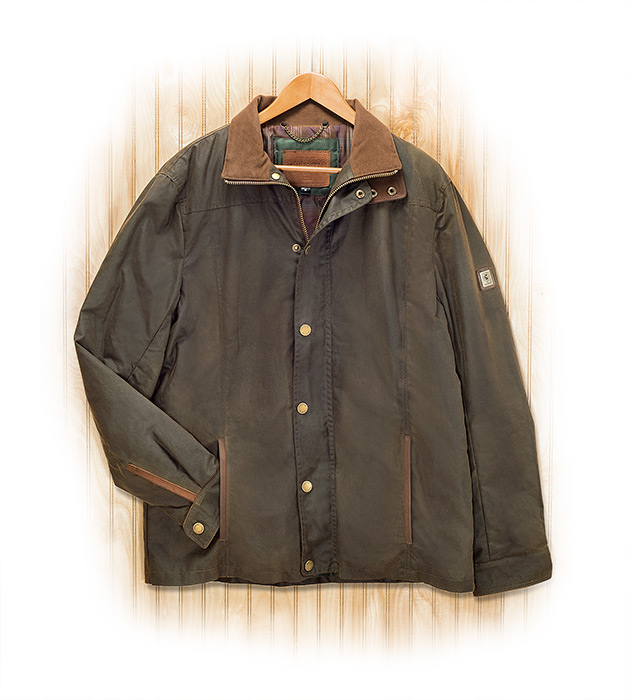 Dubarry Waxed Cotton Jacket small