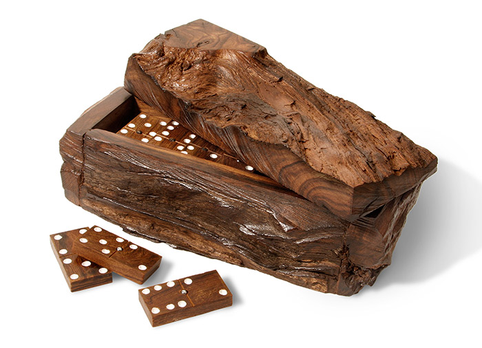 Desert Ironwood Dominoes
