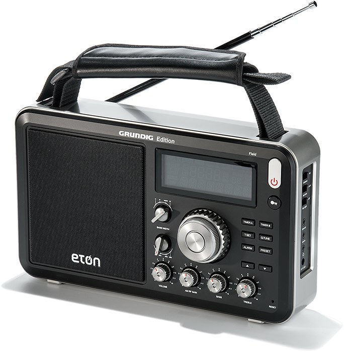 FIELD RADIO - AM/FM/SHORTWAVE