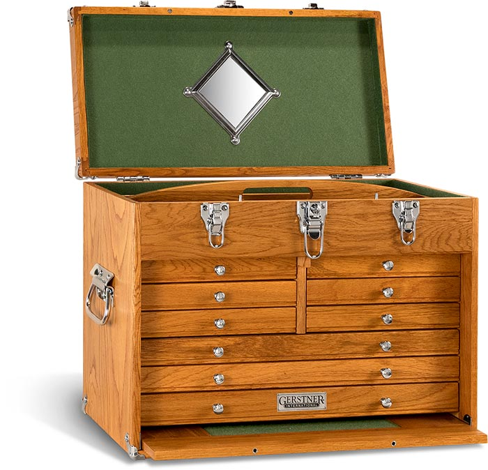 9-Drawer Top Chest