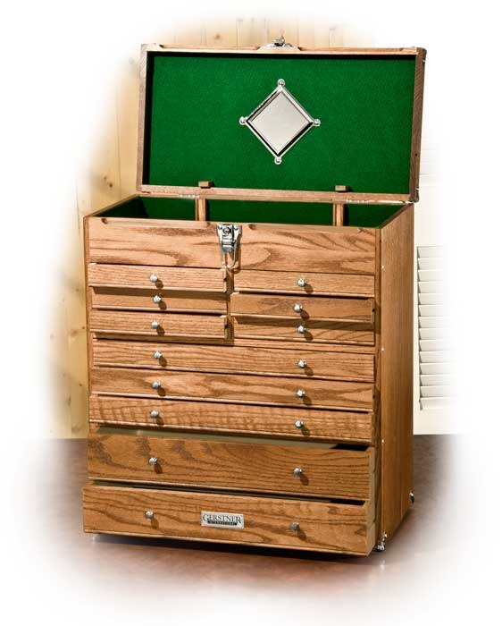 Gerstner® International SOLUTIONS Chest™