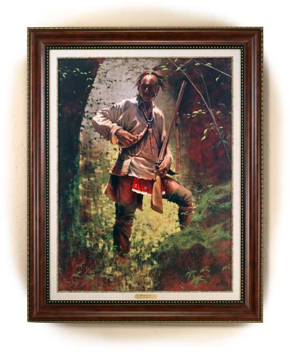 Battle Ready Stretched Canvas Giclee Print