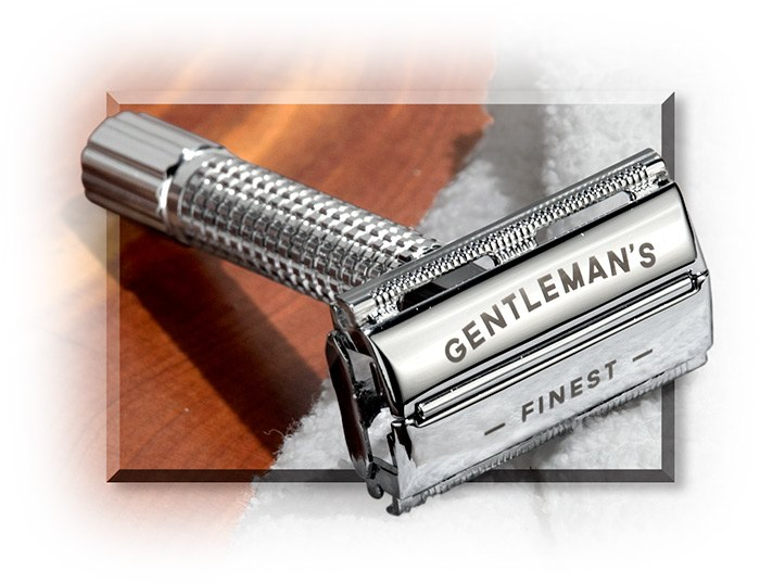Gentleman S Finest Double Safety Razor Russell S For Men