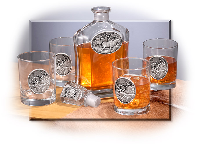 ELK DECANTER