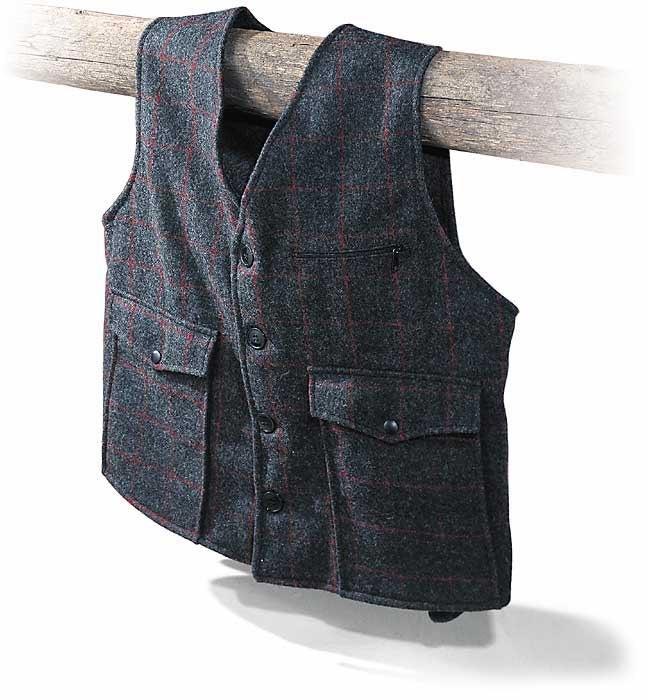 39f2fa1d93 Adirondack Wool & Nylon Vest