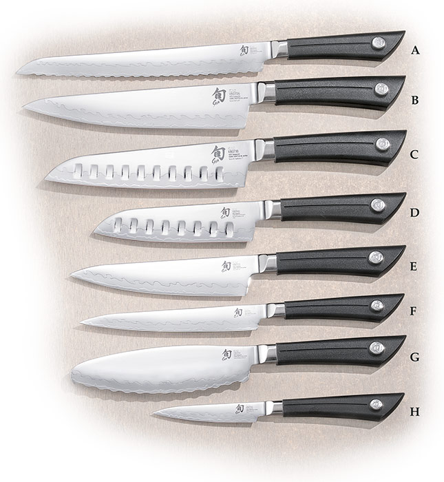 Shun Sora Kitchen Knives
