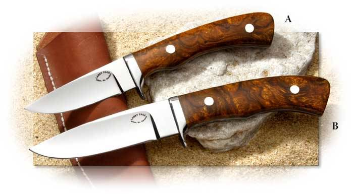 Larry Page Handmade Hunters Desert Ironwood
