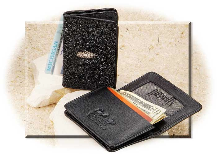 Stingray id business card wallet russells for men colourmoves Images