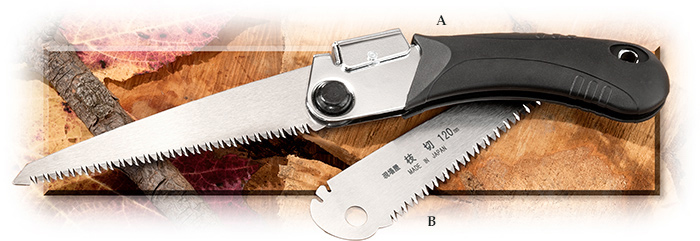 Japanese Compact Folding Saw