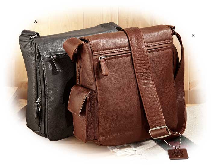 Cowhide Leather Traveler