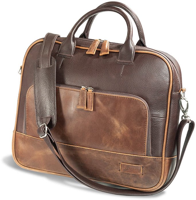 Genuine Cowhide Briefcase
