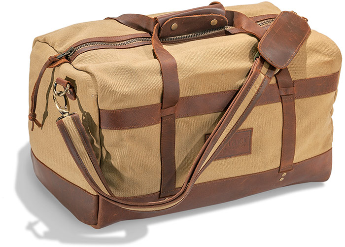 Cotton Canvas Weekender
