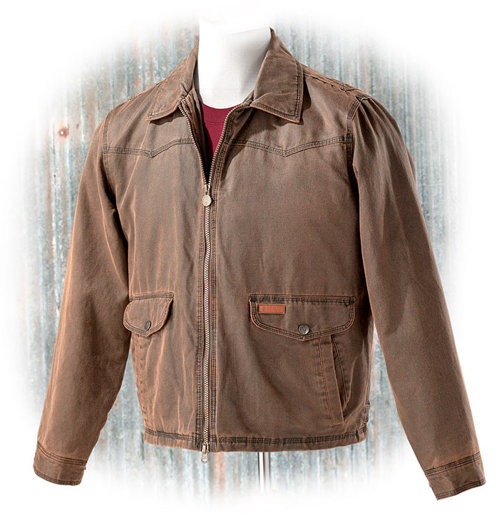 Concealed Carry Trail Jacket medium