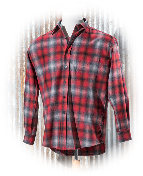 Pendleton Umatilla Wool Lodge Shirt Small