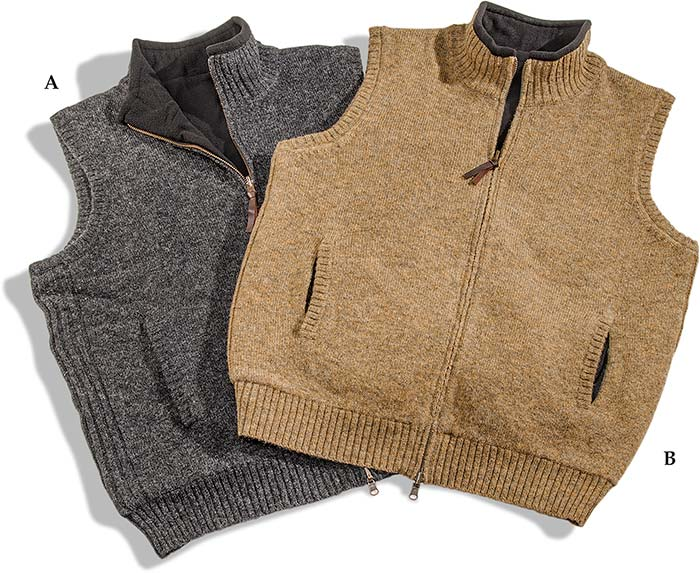 Pendleton Reversible Sweater Vest