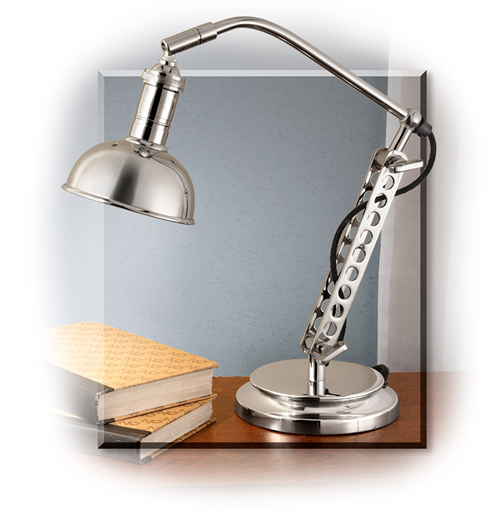 Mechanical Desk Lamp