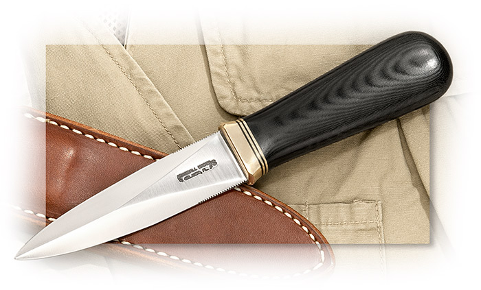Randall Model 24 Guardian with Black Micarta