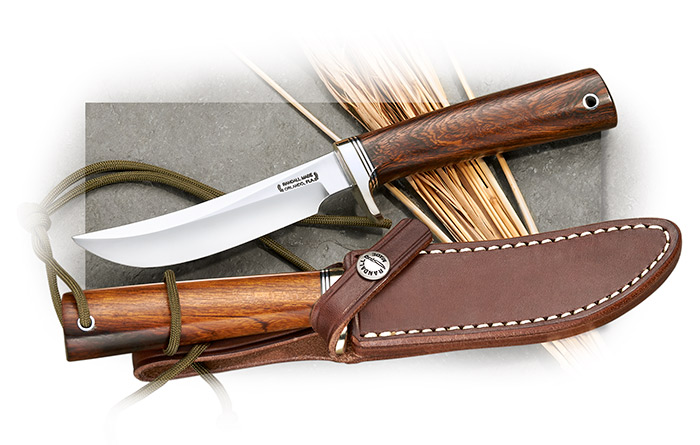 Randall Model 4 Skinner – Desert Ironwood