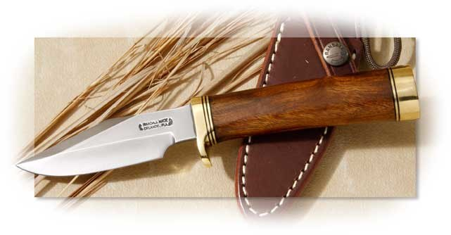Randall Model 8 Trout & Bird with Desert Ironwood