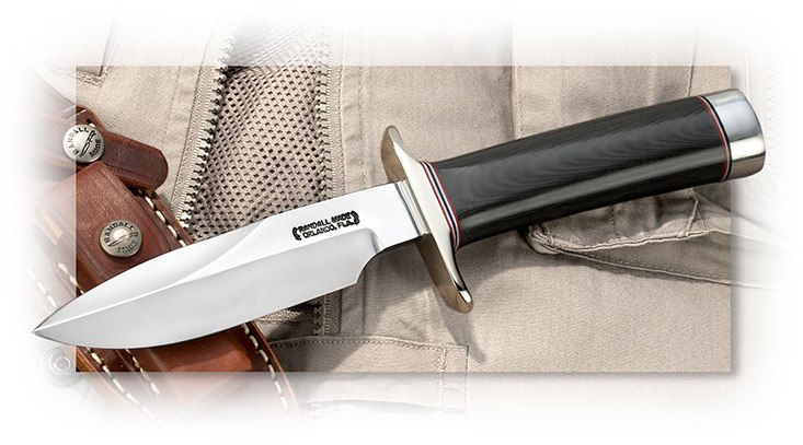 Randall Combat Companion with Black Micarta
