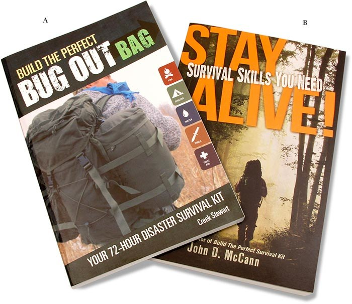 Build the Perfect Bug Out Bag
