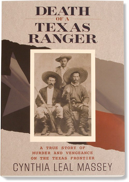 DEATH OF A TEXAS RANGER SC BOOK